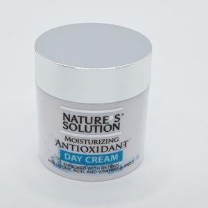 Nature's Solution Moisturizer Cream Anti Aging